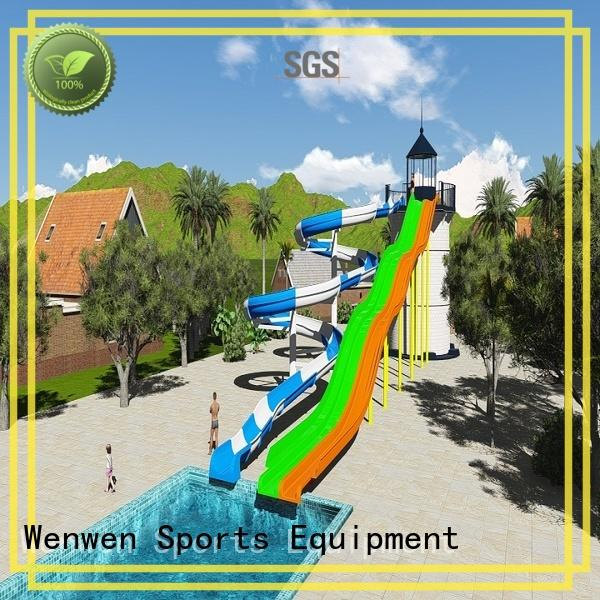 design water slide race summer for water theme park