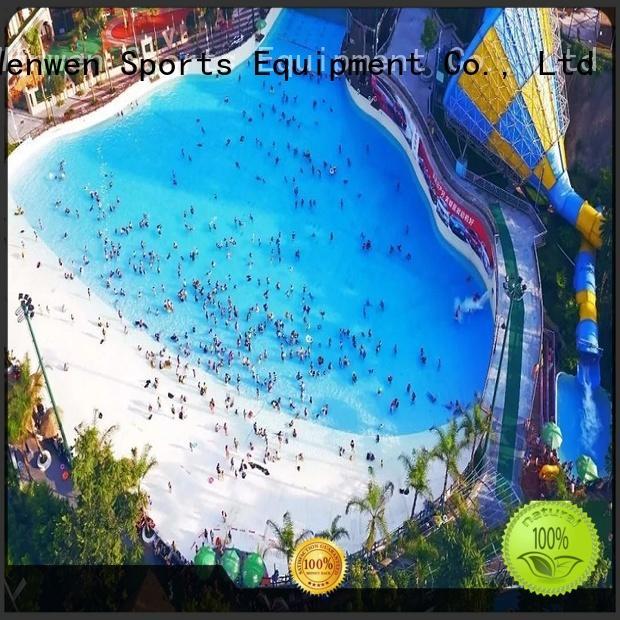 Wenwen new wave pools surf for resort