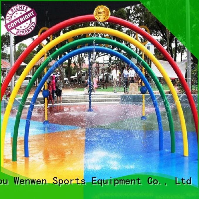 Wenwen fountains splash park carbon online