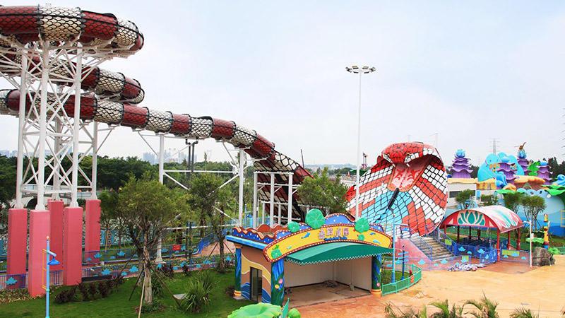 Cobra Water Slide