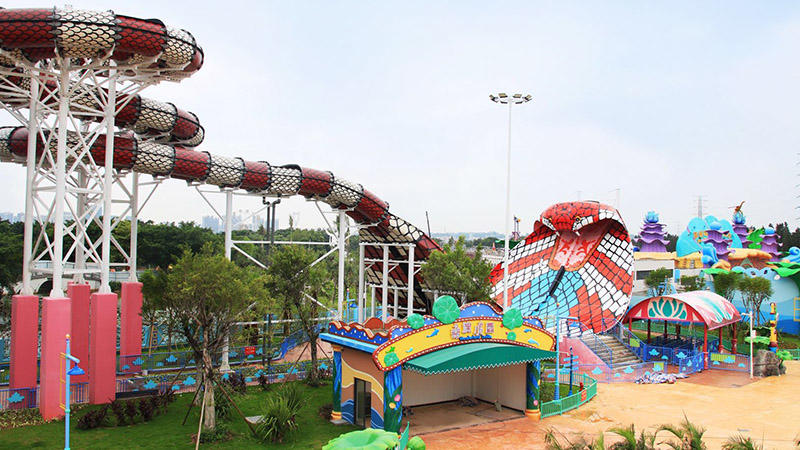 Cobra Water Slide