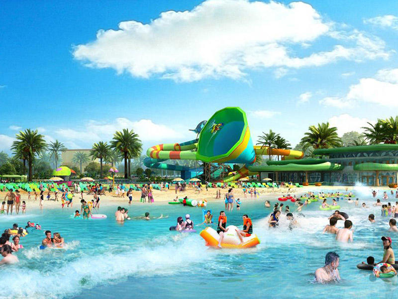 largest wave pool park durable Warranty Wenwen