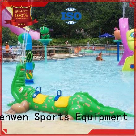Wenwen best kids splash pad company online