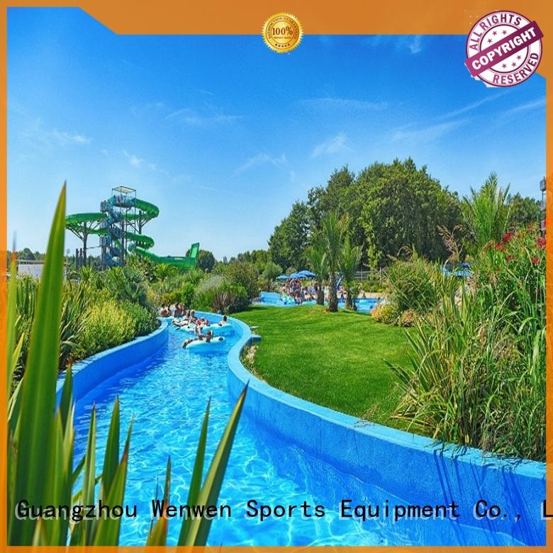 high quality longest lazy river safe for sale Wenwen