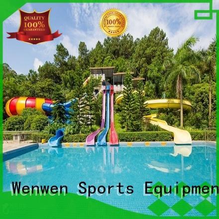 water slide price for aqua park Wenwen