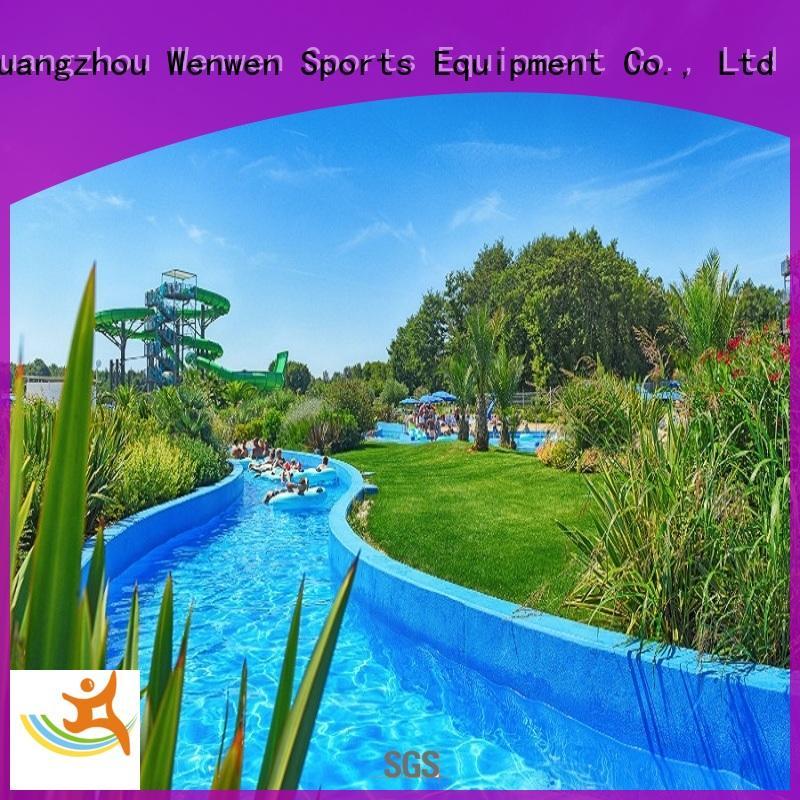 Wenwen design lazy river pool manufacturer for sale