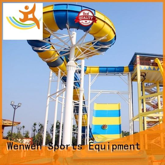 giant outdoor water slides material for family