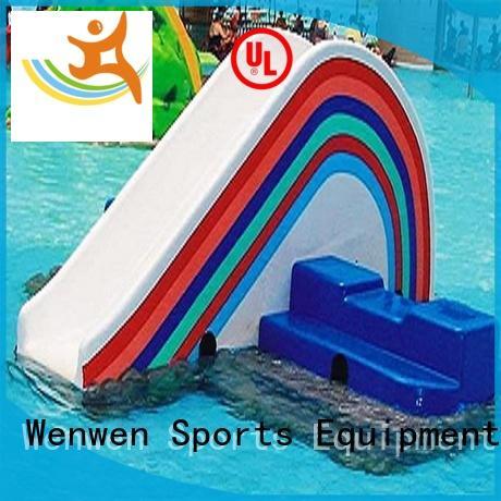 Wenwen kid kids water slide equipment for sale