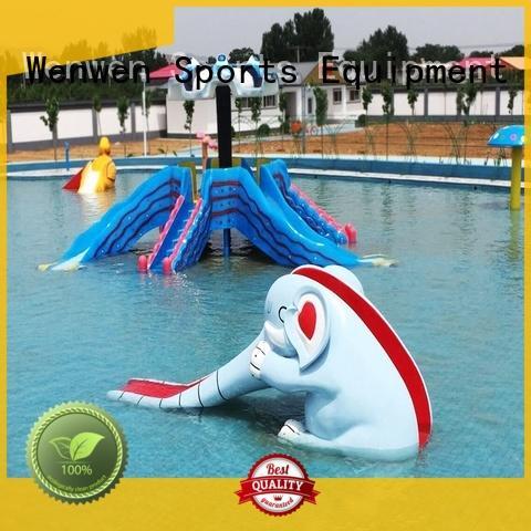 snake kids water slide fiberglass for water park
