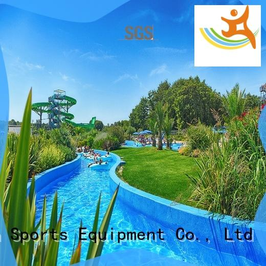 lazy river swimming pool for theme park Wenwen