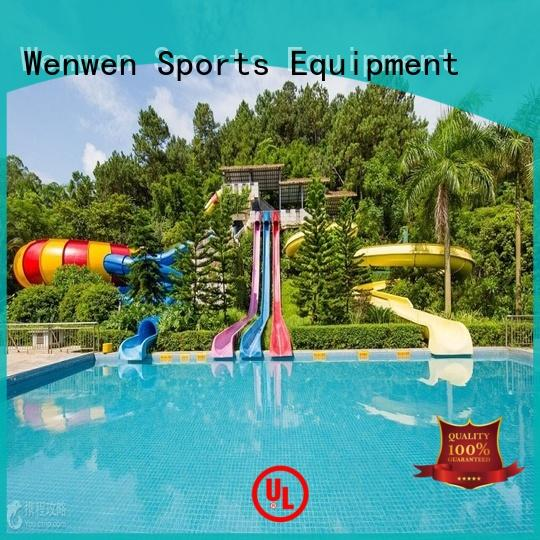 customized commercial water slides swimming pool for aqua park