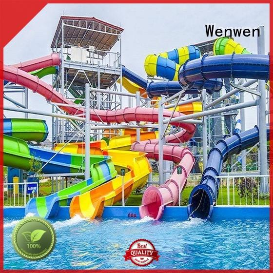 outside water slides for adult Wenwen