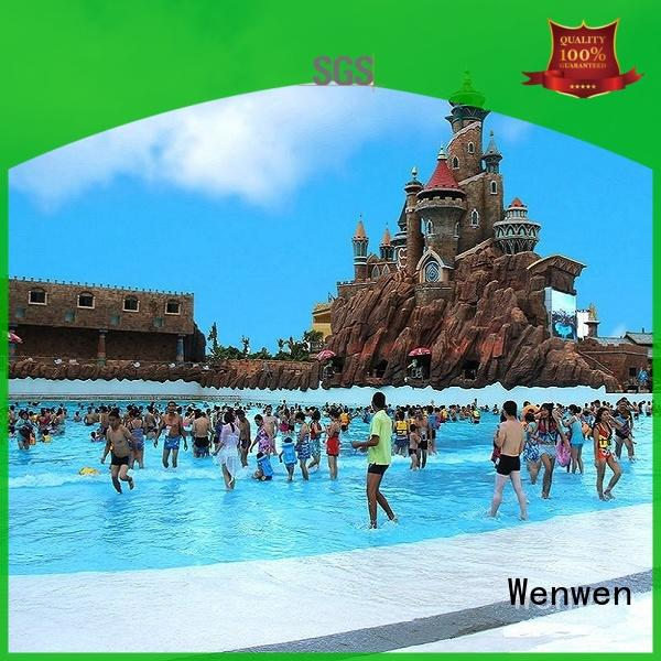 vacuum the wave pool online for hotel