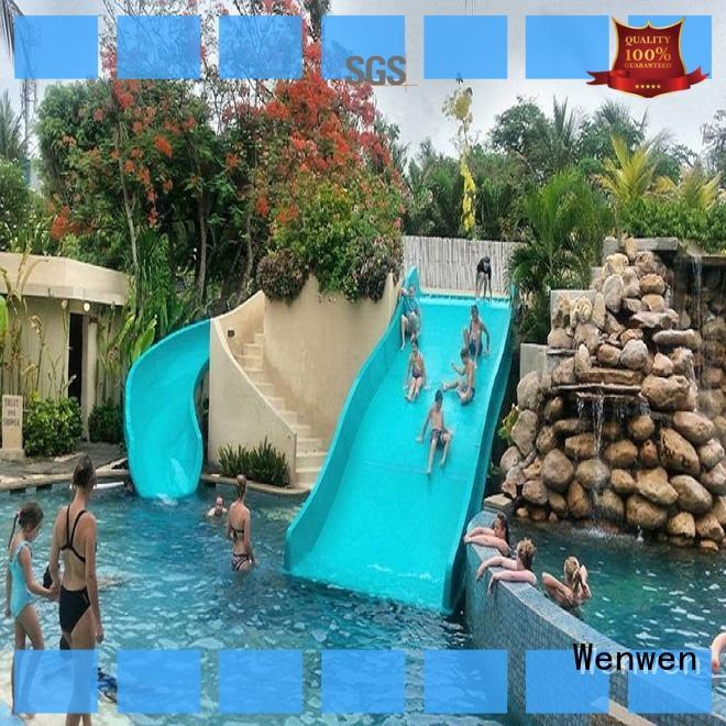 swimming pool the big water slide kid for amusement park