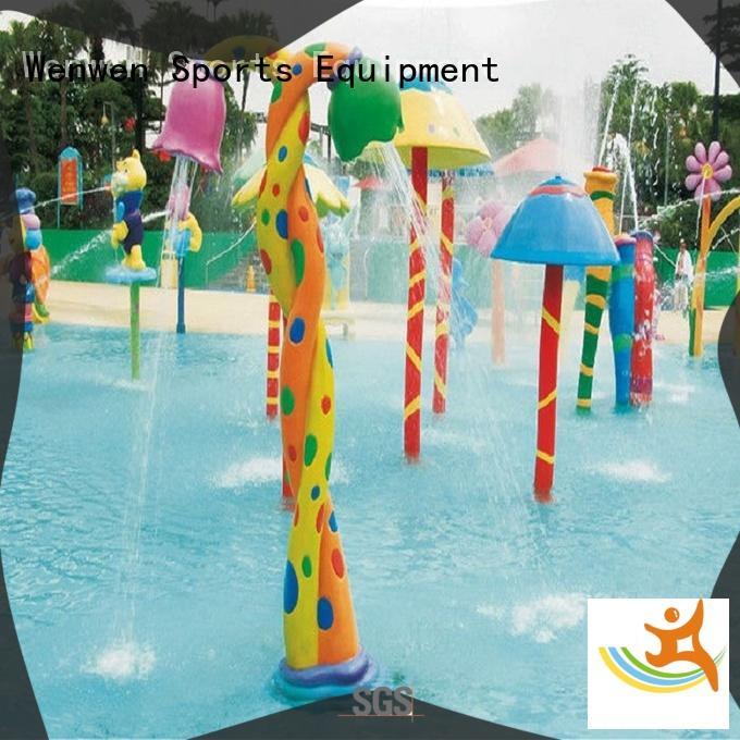 Wenwen children splash pad carbon for water park