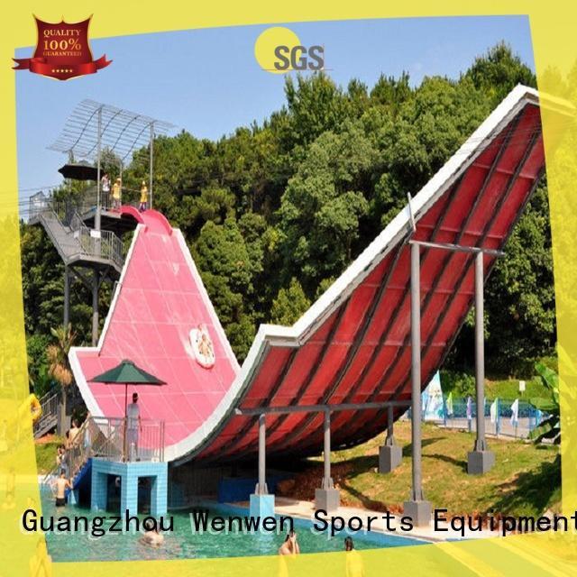 water slide cost equipment for adult Wenwen