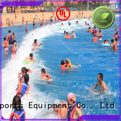 Wenwen vacuum best wave pool commercial swimming pool for water park