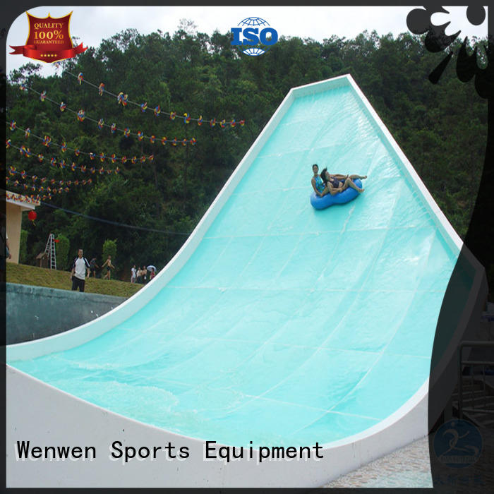 designed outdoor water slides for kids for adult Wenwen
