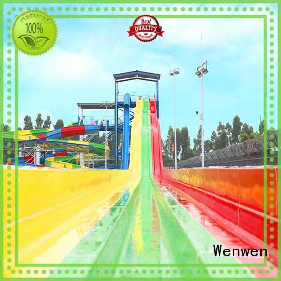 Wenwen Brand slide rainbow racing best water slides in the world