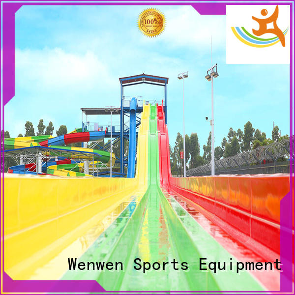 Wenwen latest best water slides in the world wholesale for sale