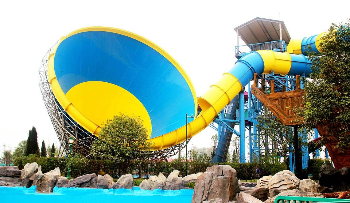 Wenwen Brand outdoor cheap water slides equipment factory