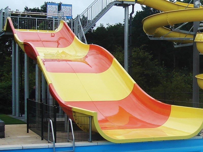 Water Park Family Water Slide Commercial Aqua Playground Swimming Pool Water Slides