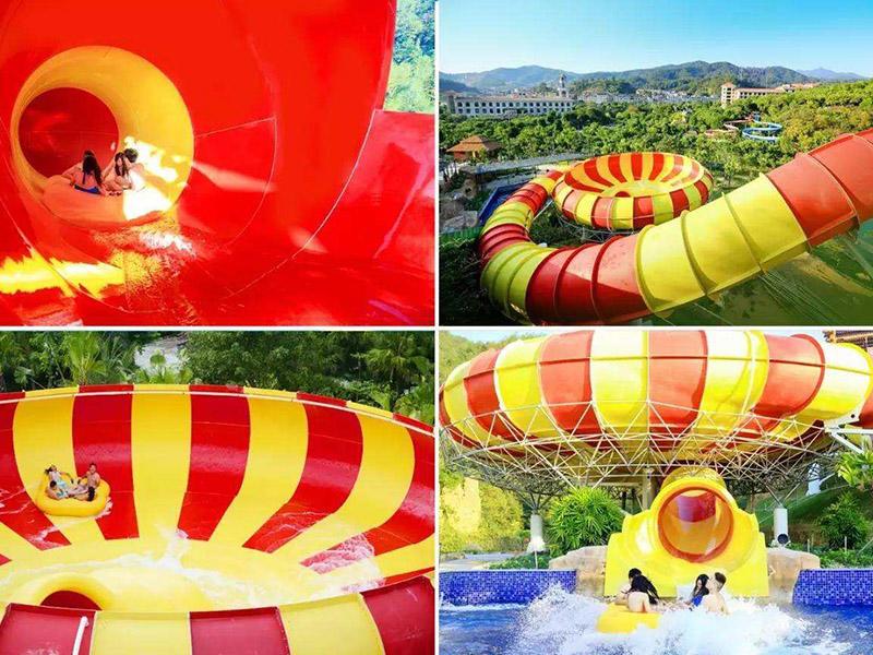 Wenwen Brand behemoth kids water slide pool supplier