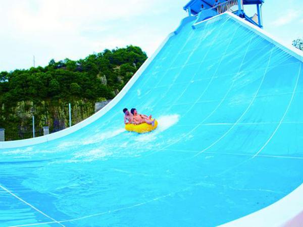 water slide cost u-waving pool swimming Wenwen Brand company