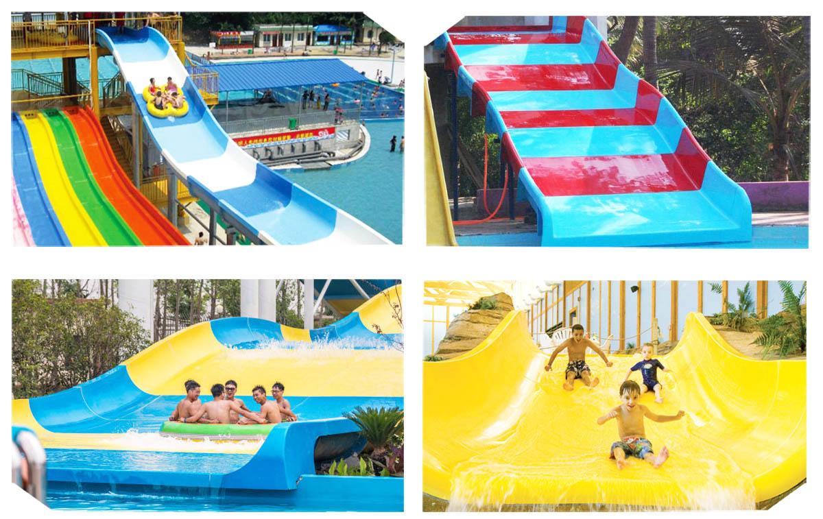 Wenwen Brand park best water slides commercial factory