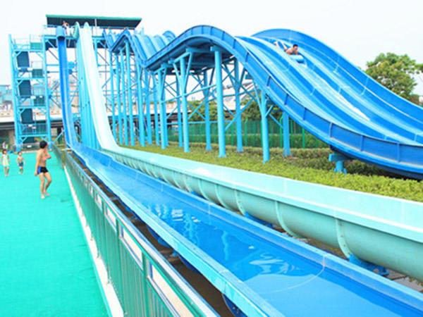 water adult park slides Wenwen Brand commercial water slides supplier