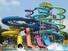 equipment tube outside water slides park Wenwen company