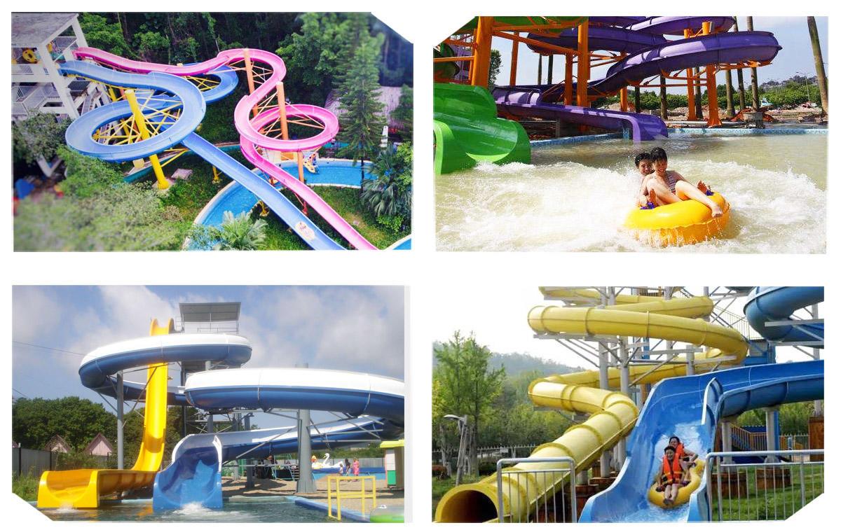 outside water slides park pool Warranty Wenwen