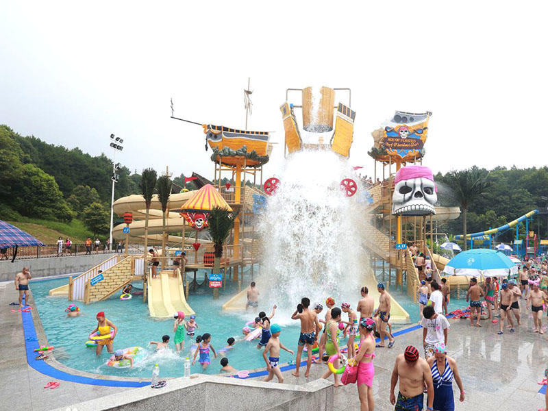 Wenwen Brand warranty interactive playground custom parks with water