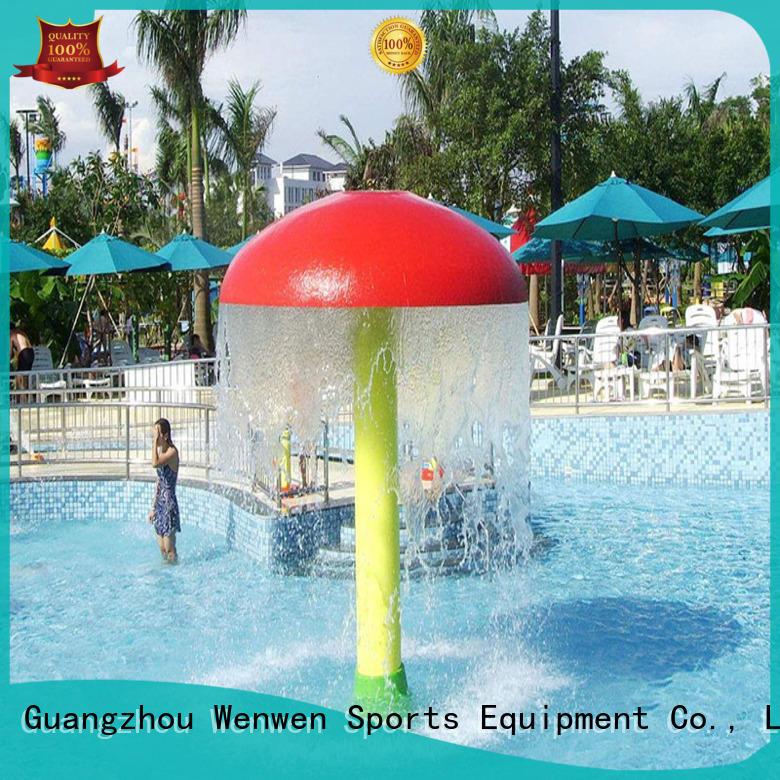 Wenwen splash pad supply for sale
