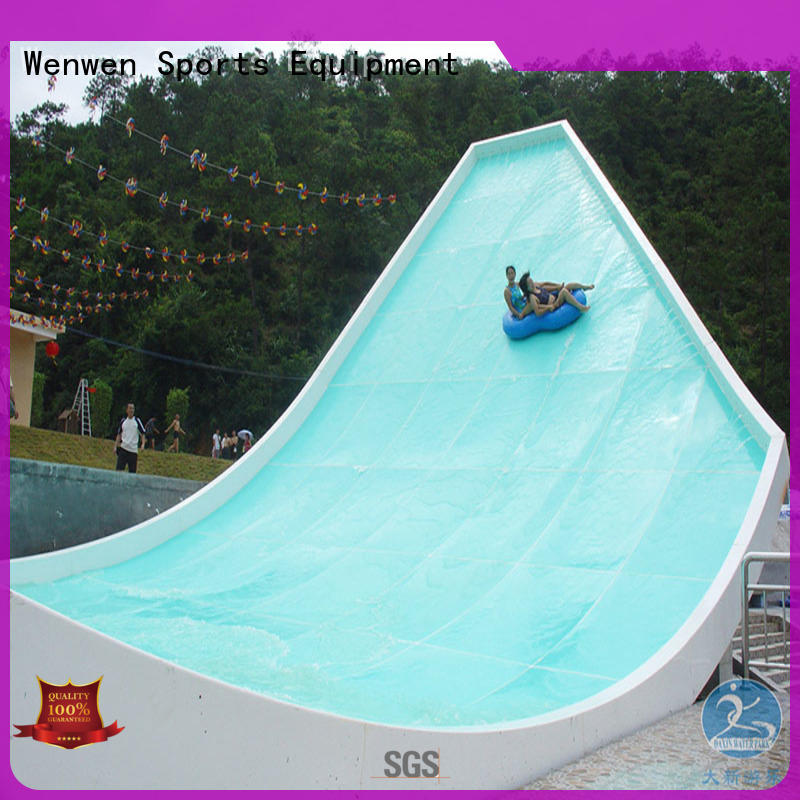 giant water slide equipment for amusement park Wenwen