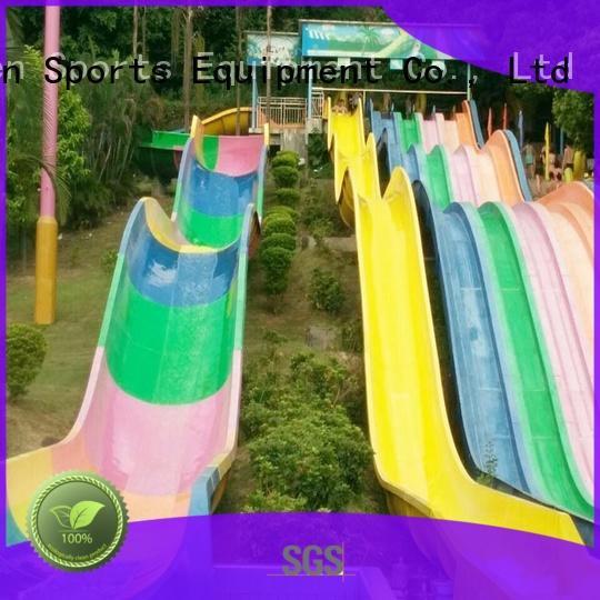 Quality Wenwen Brand pool best water slides