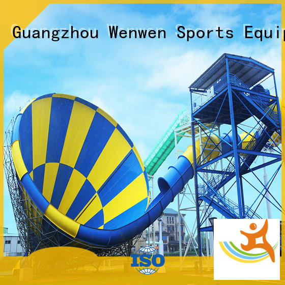 hotel slide cheap water slides outdoor Wenwen company