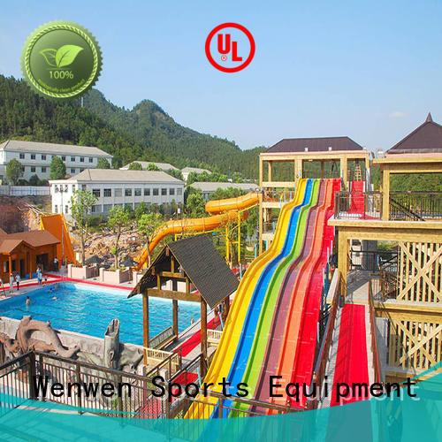 entertainment water racing best water slides in the world Wenwen