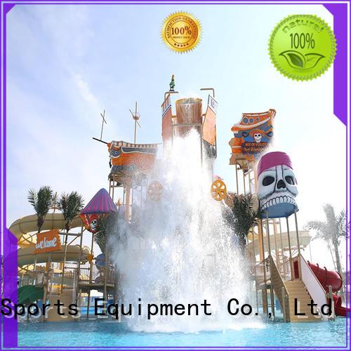 water playground good selling for resort Wenwen