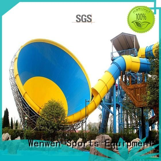 outdoor new water slide adult for resort