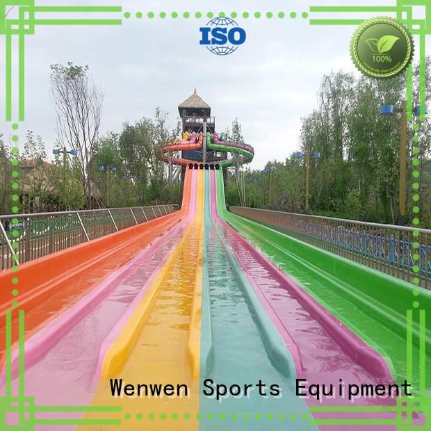 racing fastest water slide competition for resort Wenwen