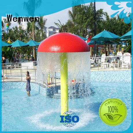 splash pad cost uv eco Wenwen Brand splash pad