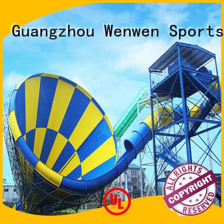 Wholesale slide a big water slide equipment Wenwen Brand