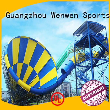 Quality Wenwen Brand fade cheap water slides