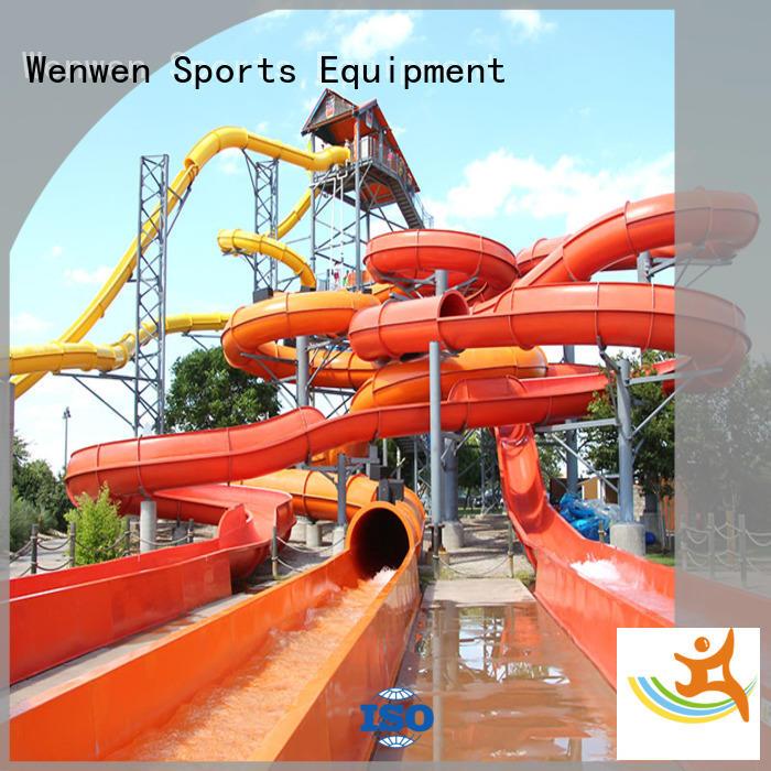 all water slides for hotel Wenwen