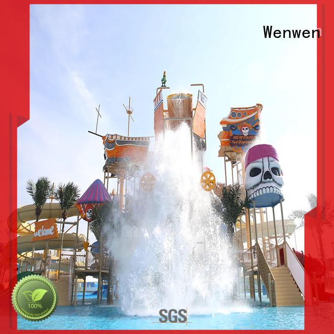water play water playground Wenwen Brand