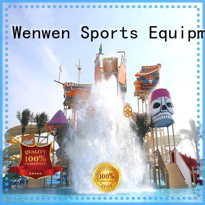 water park playground custom for resort Wenwen