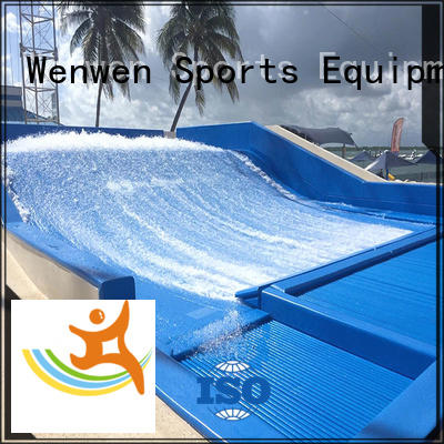 Wenwen exciting large water slide wholesale for sale