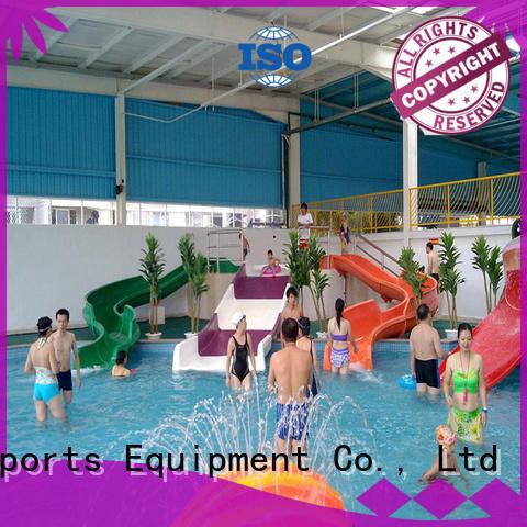 interesting the big water slide kid for amusement park