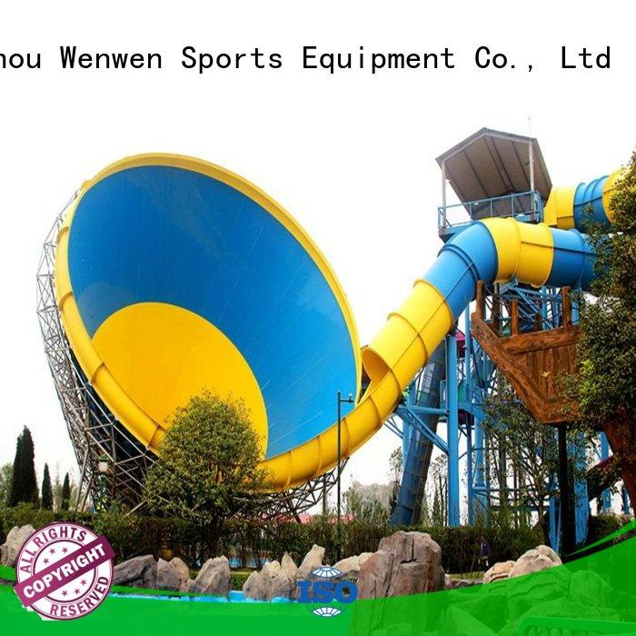 slide equipment big a big water slide Wenwen Brand
